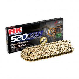 Rk 520 Mxu Gold 120 link