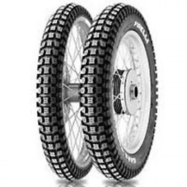 Pirelli MT43 Trials Tyre Pair (275 21 Front 400 18 Rear)