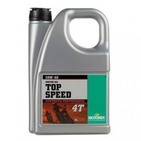 Motorex Top Speed 10w/40w 4L