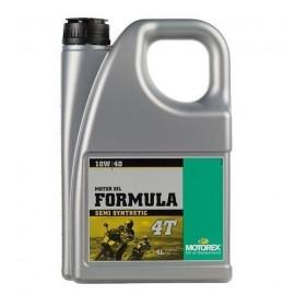 Motorex Formula 4T Four Stroke 10w/40w 4L