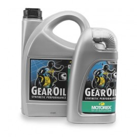 Motorex 10w/30w Gear Oil 4L