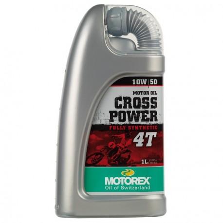 Motorex Cross Power 10w/50w 1L