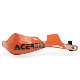 Acerbis Rally Pro Hand Guards Orange