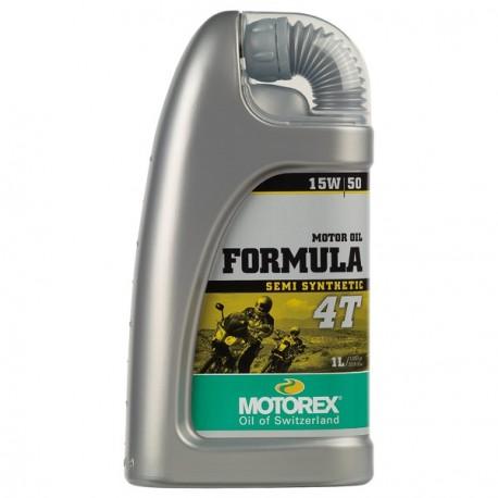 Motorex Formula 4T Four Stroke 15w/50w 1L