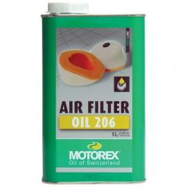 Motorex Air Filter Oil 206 1L