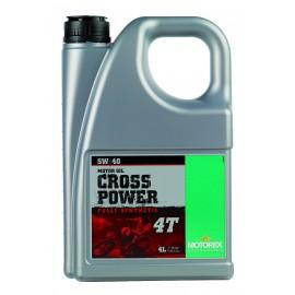 Motorex Cross Power 10w/50w 4L
