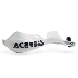 Acerbis Rally Pro Handguards White