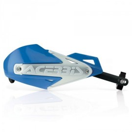 Acerbis Multiplo E Handguard blue