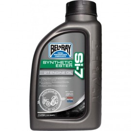 Bel Ray SI 7 Synthetic 2T Oil 1 Litre