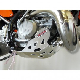 KTM EXC 250/300 2012 - 2014 SUMP GUARD