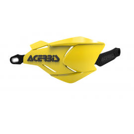 Acerbis X-Factory hand guards Yellow Black