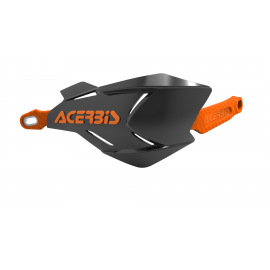 Acerbis X-Factory hand guards Black Orange