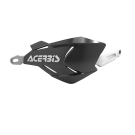 Acerbis X-Factory hand guards Black White
