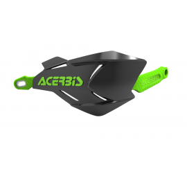 Acerbis X-Factory hand guards Black Green