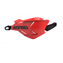 Acerbis X-Factory hand guards Red Black
