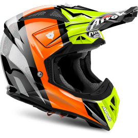 Airoh Aviator 2.2 Revolve Cod Orange Gloss