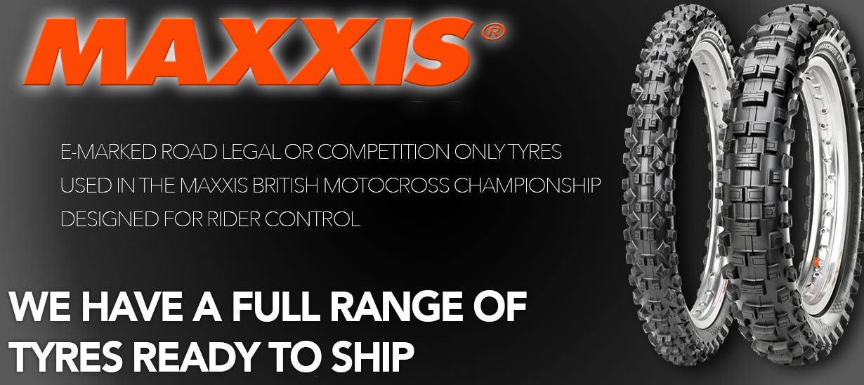 Off Road Tyres, Maxxis